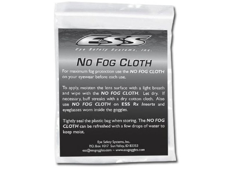 ESS No Fog Cloth