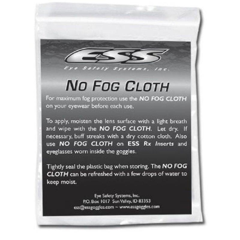 ESS No Fog Cloth