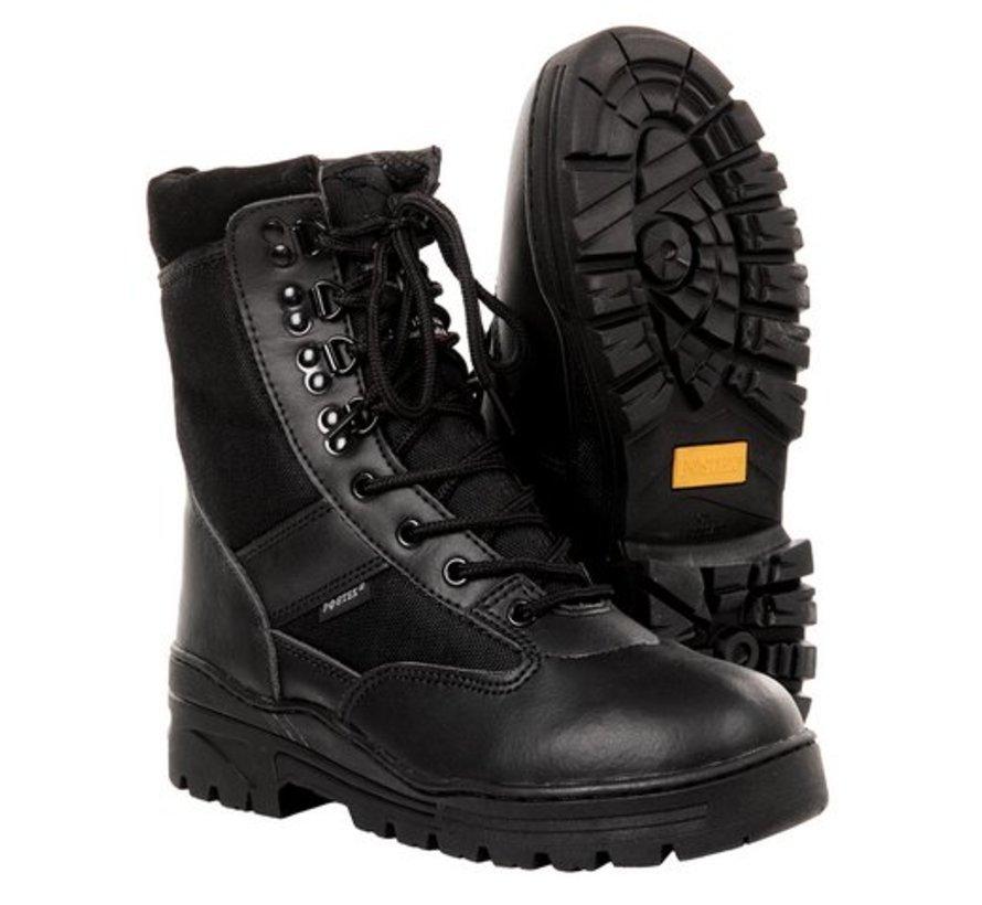 Sniper Boots (Black)