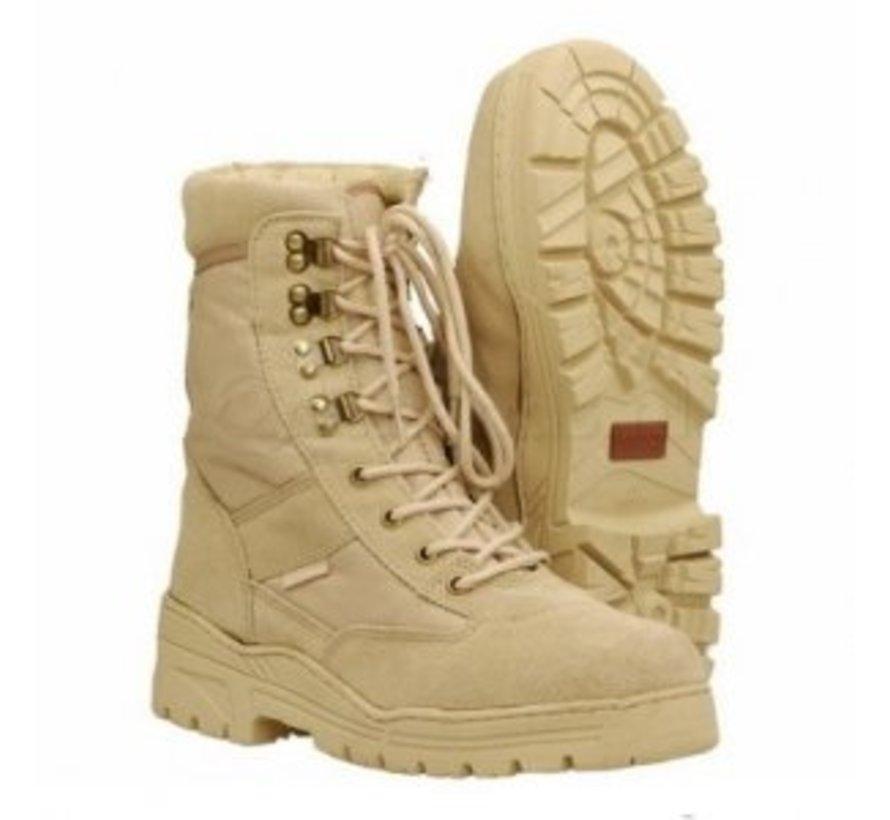 Sniper Boots (Khaki)
