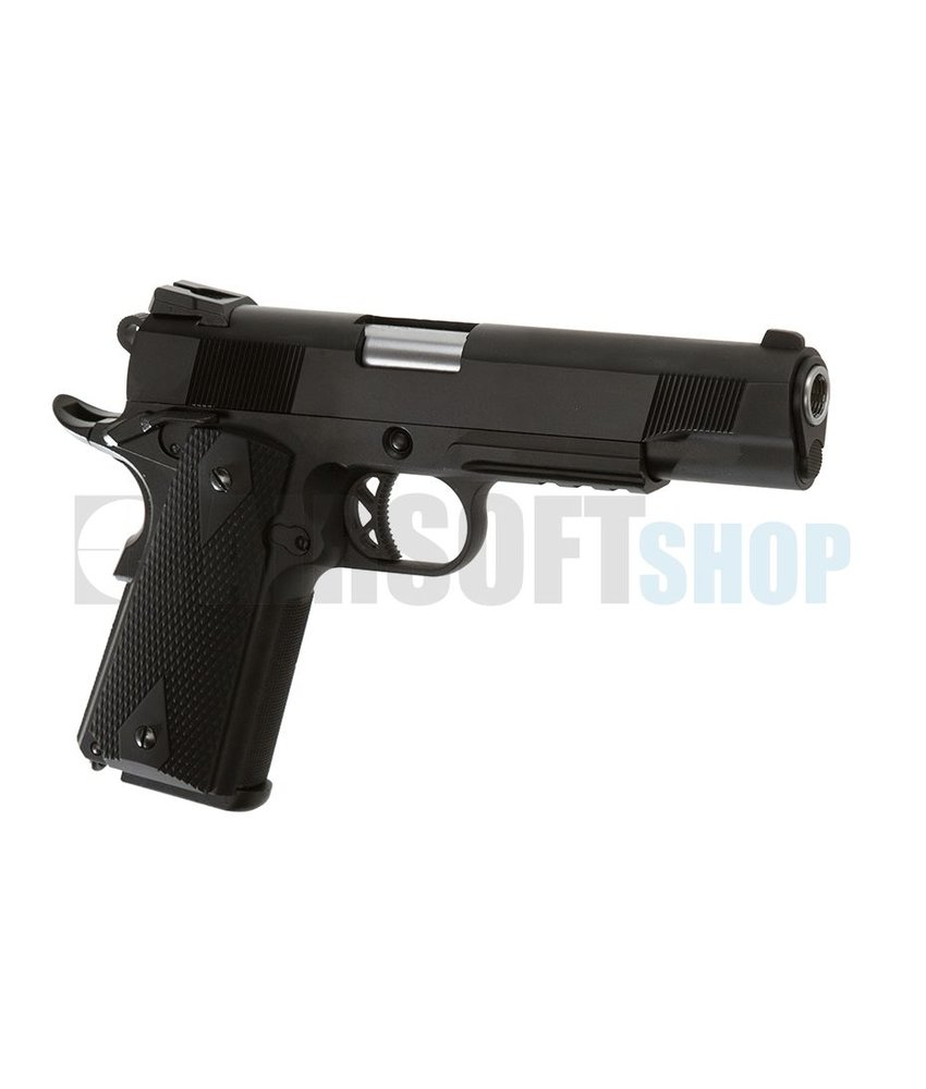 WE M1911 Tactical GBB