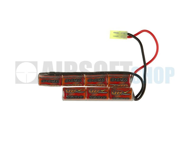 VB Power 8.4V 1600mAh Nunchuck Type