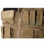 Invader Gear Gunner Vest (Coyote Brown)