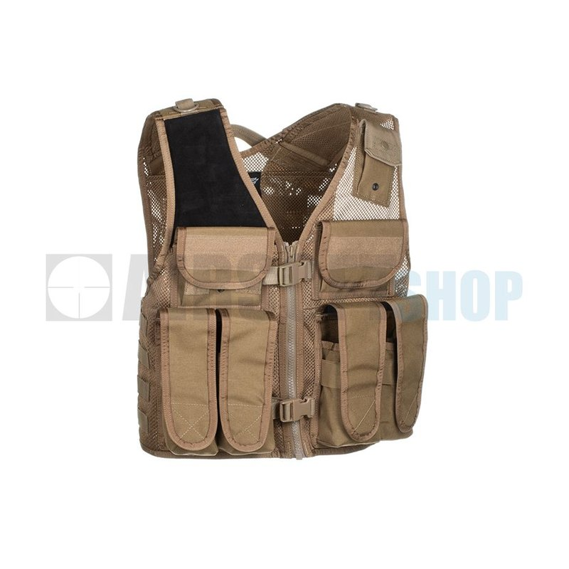 Invader Gear AK Vest (Coyote Brown)