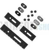 Element Metal Rail Set (Black)
