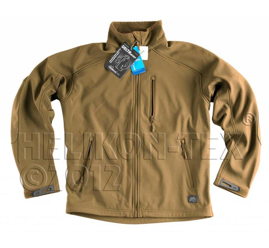 Delta Soft Shell Jacket (Coyote)