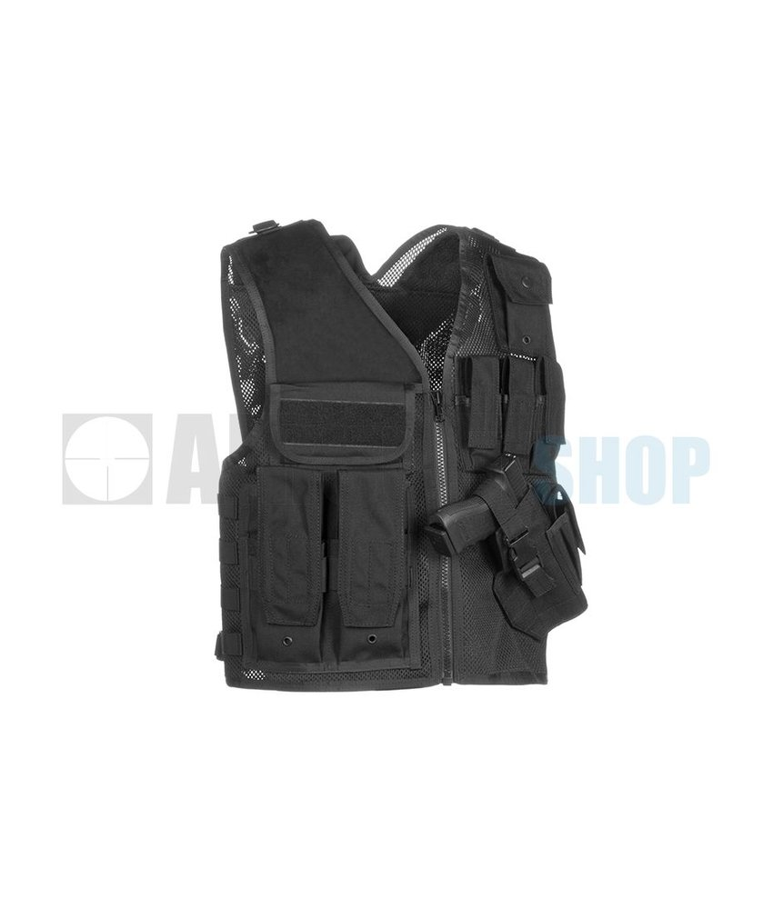 Invader Gear MK II Crossdraw Vest (Black)