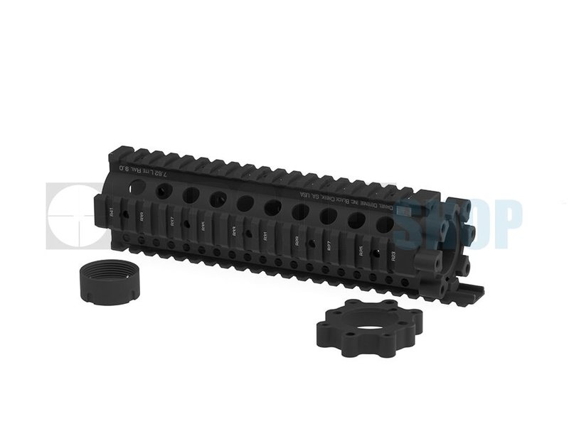 "Madbull Daniel Defense 9"" 7.62 Lite Rail"