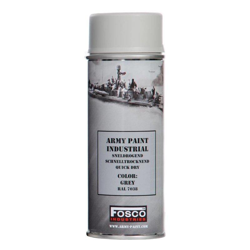 Fosco Spray Paint Grey 400ml