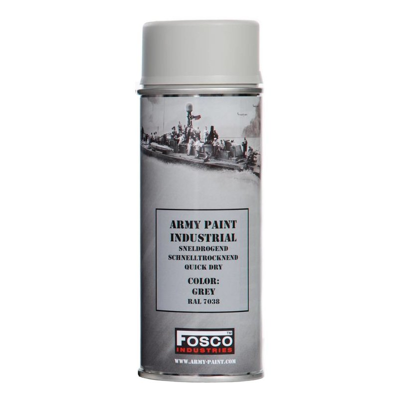 Fosco Spuitbus Grey 400ml