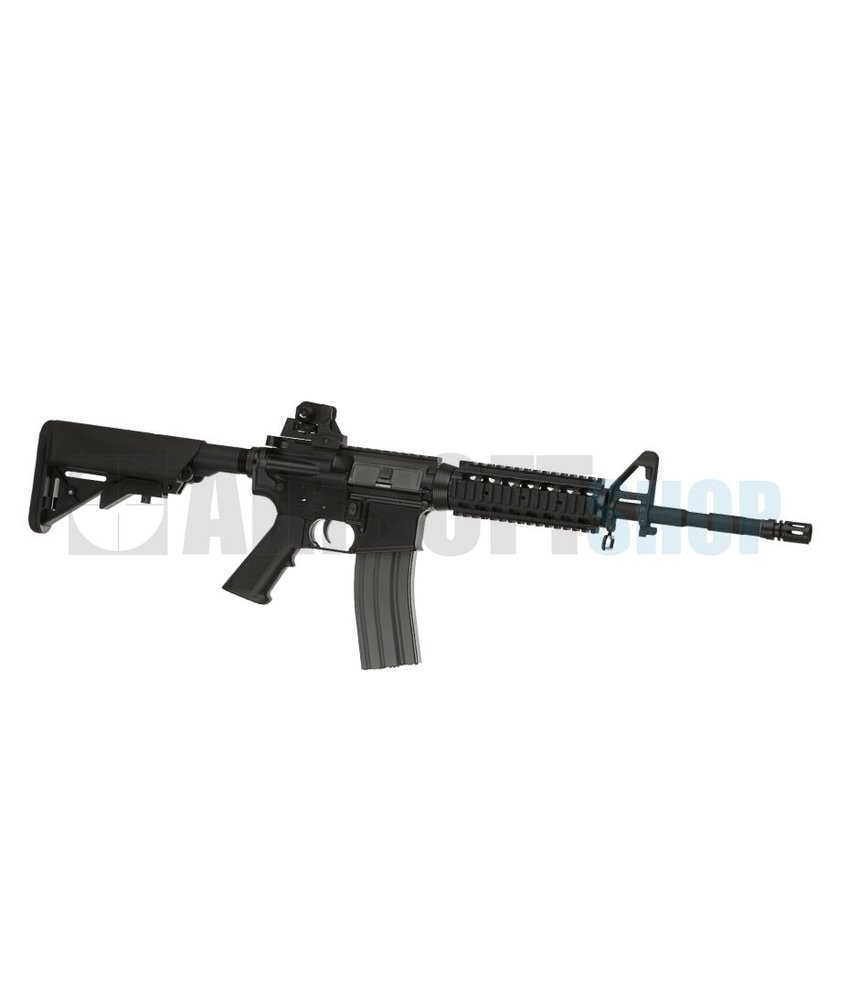 G&G TR16 R4 Commando Blowback (Black)