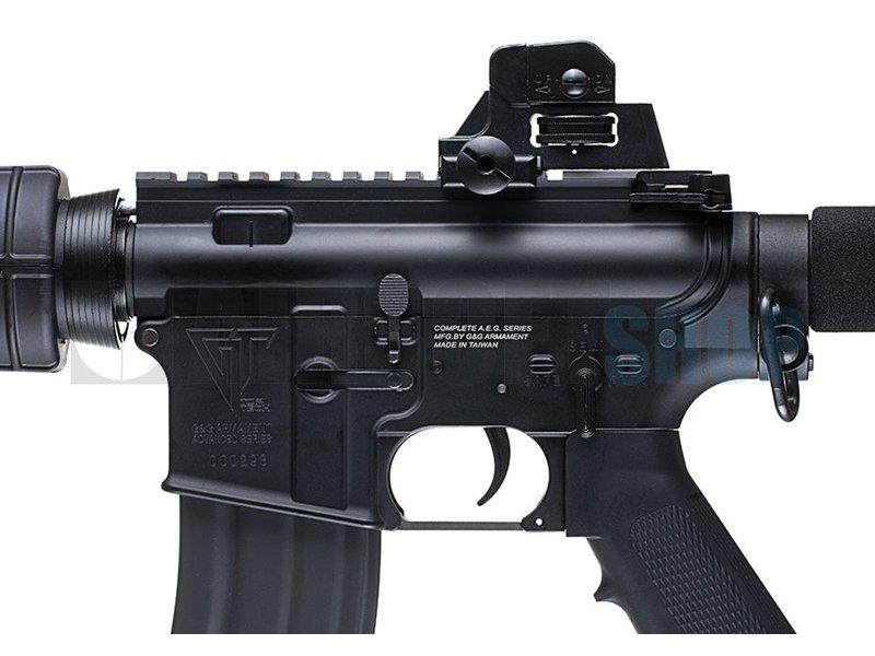 G&G TR16 CQB-H Blowback (Black)
