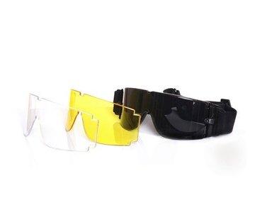 Fosco Tactical Goggles GX1000