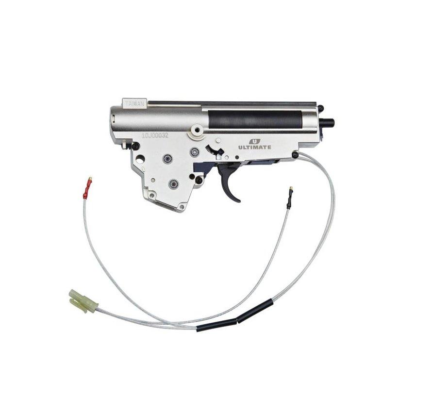 M100 High Speed Gearbox V3 AK (Front Wiring)