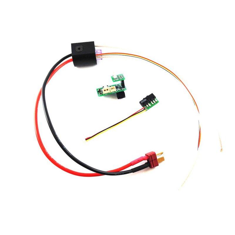 E-Tiny Control Unit + Mosfet + Trigger Board