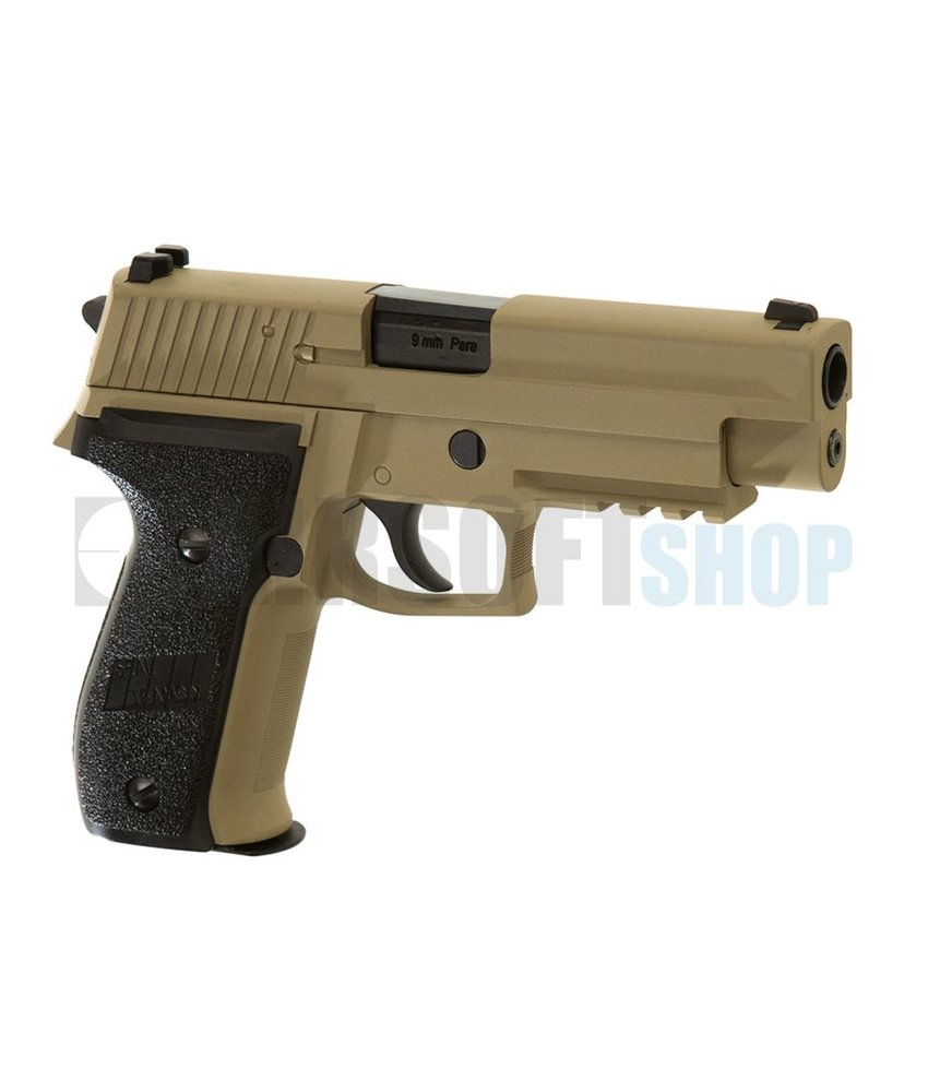 WE P226 MK25 Navy Seals GBB (Desert)