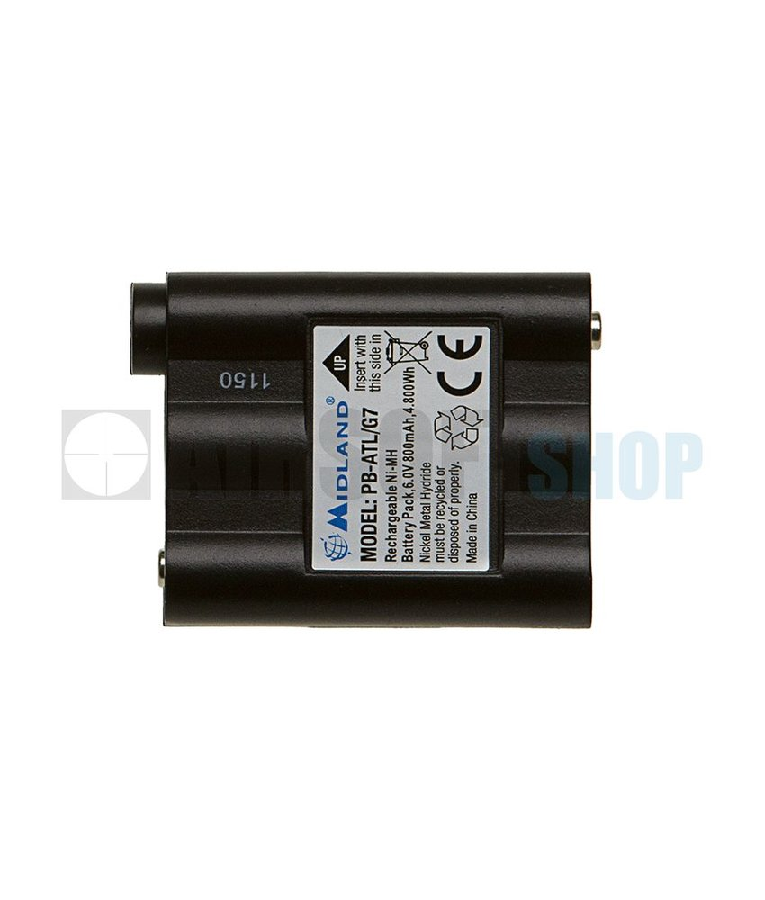 Midland G7 Battery (800mAh)