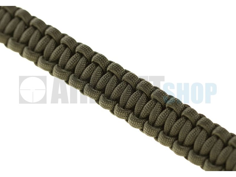 Invader Gear Paracord Bracelet Compact (Olive Drab)