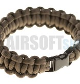 Invader Gear Paracord Bracelet Compact (Gun Grey)