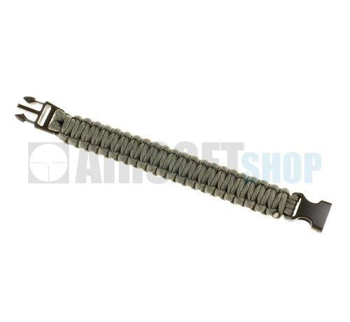 Invader Gear Paracord Bracelet (Dark Grey)