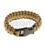 Invader Gear Paracord Bracelet (Coyote Brown)