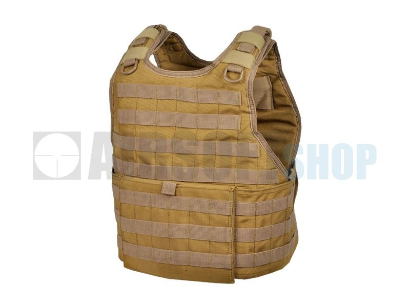 Invader Gear DACC Plate Carrier (Coyote Brown)