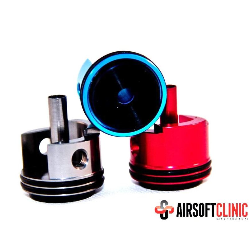ASC CNC Cylinder Head V3 Short (AK)