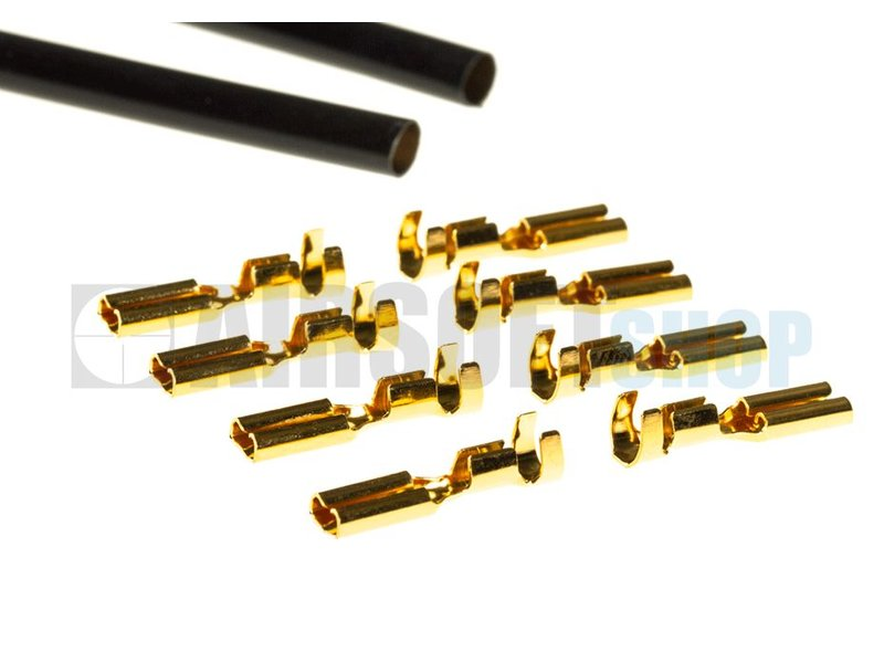 Prometheus Motor Gold Pins