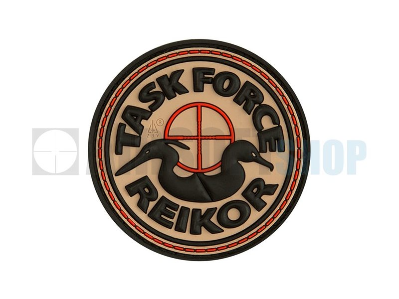 JTG Task Force REIKOR PVC Patch (Desert)