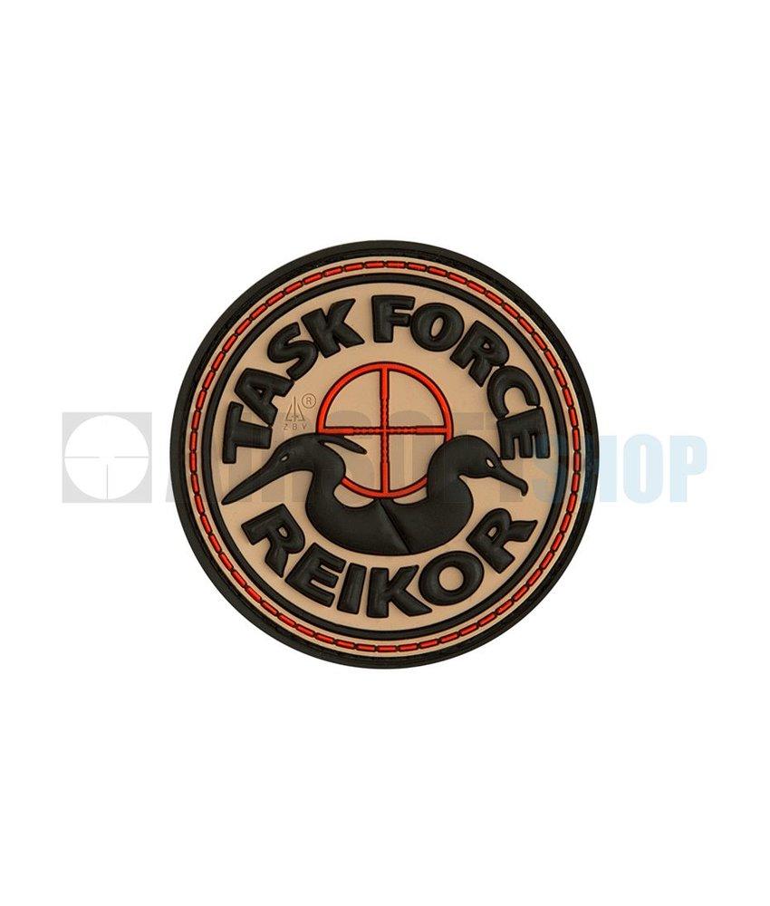 JTG Task Force REIKOR PVC Patch (Desert)