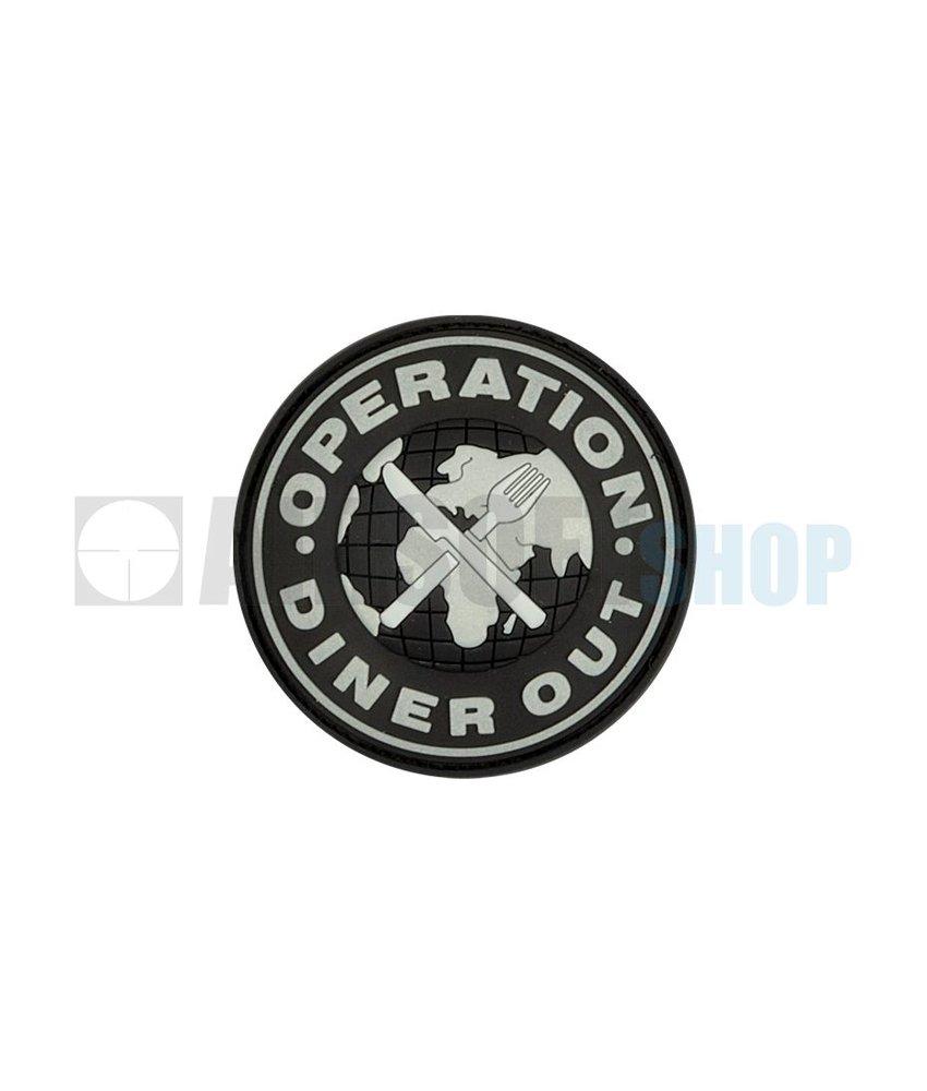 JTG Diner Out PVC Patch (SWAT)