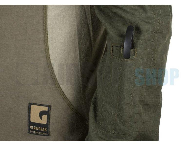 Claw Gear MK.III Combat Shirt (Olive Drab)