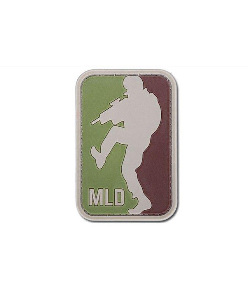 JTG Major League Doorkicker PVC Patch (Olive/Brown)