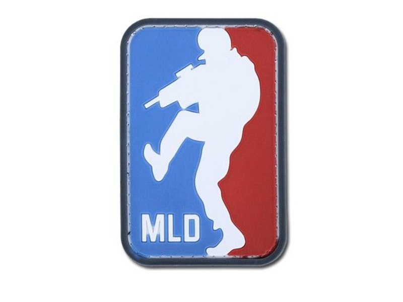 JTG Major League Doorkicker PVC Patch (Color)