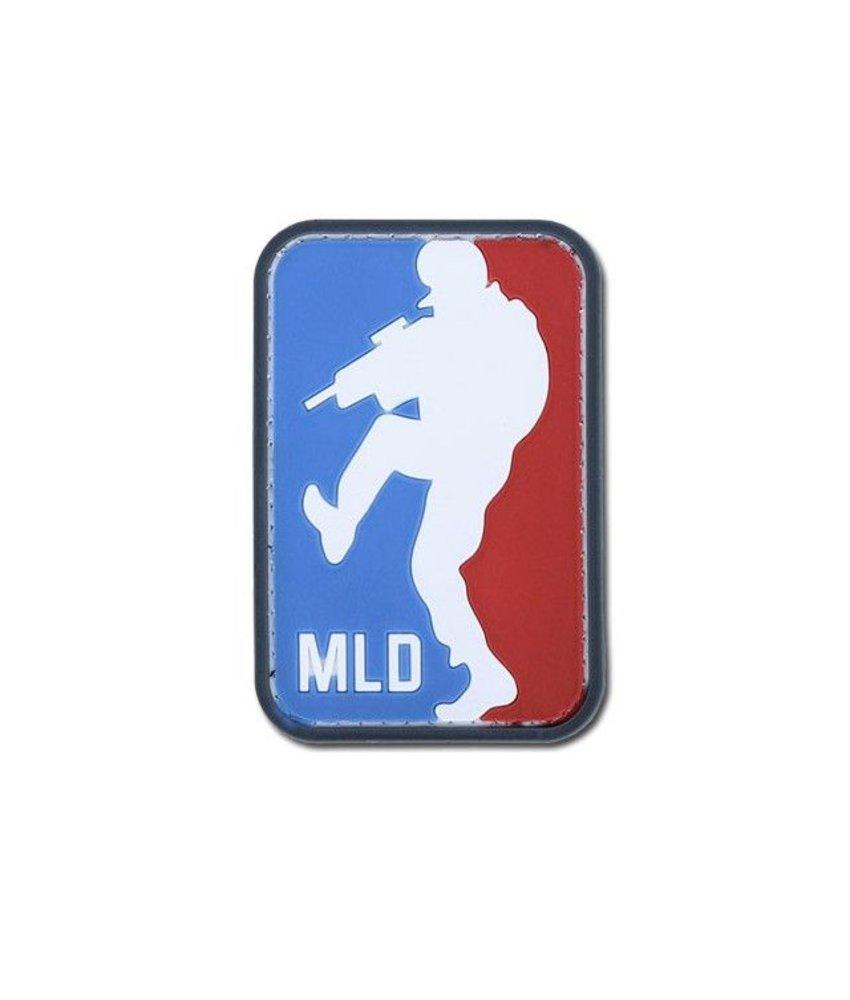 JTG Major League Doorkicker PVC Patch (Color)