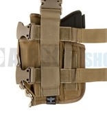 Invader Gear SOF Pistol Holster (Coyote Brown)