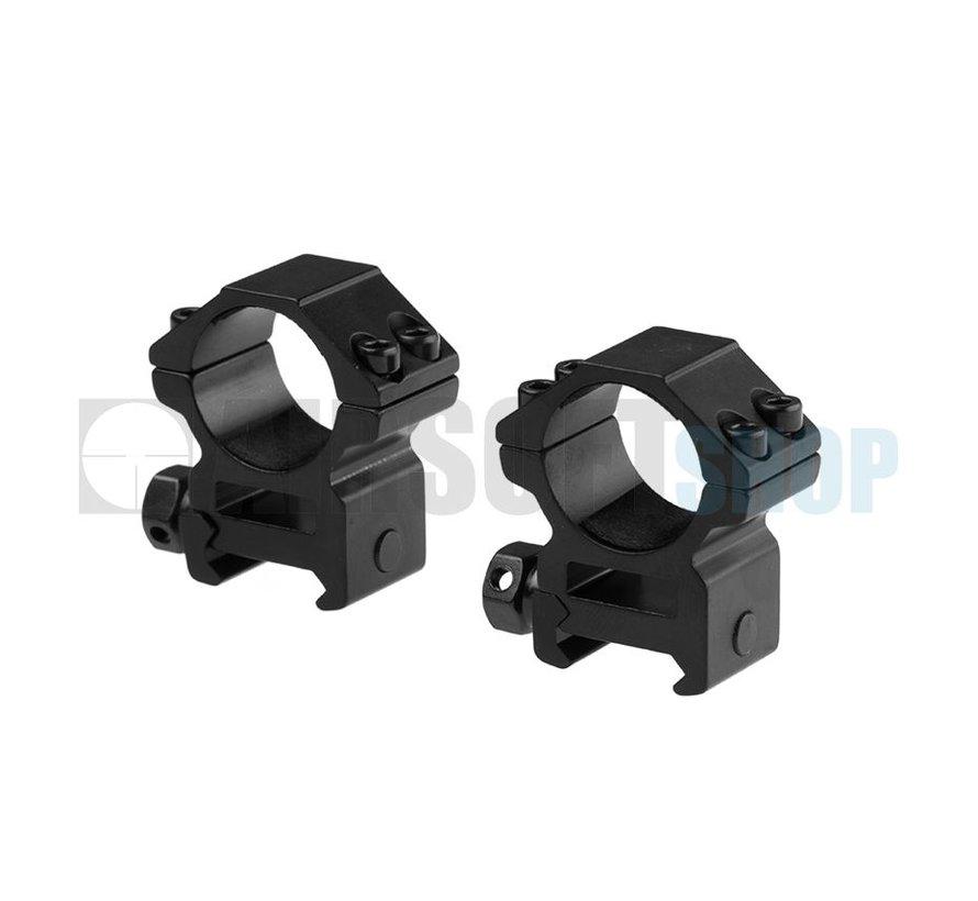 25,4mm Medium Type Mount Rings