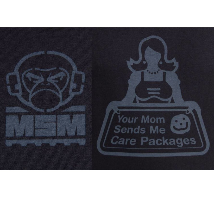 Your Mom T-Shirt (Black)