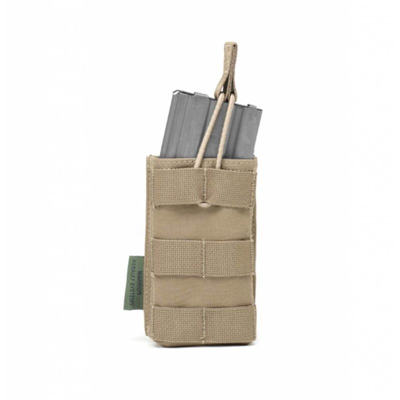 Warrior Single Open Pouch M4 (Coyote Tan)