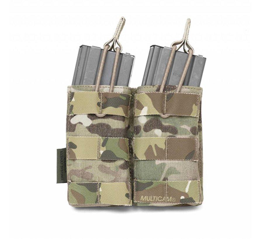 Double Open Pouch M4 (Multicam)