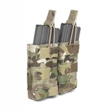 Warrior Double Open Pouch M4 (Multicam)