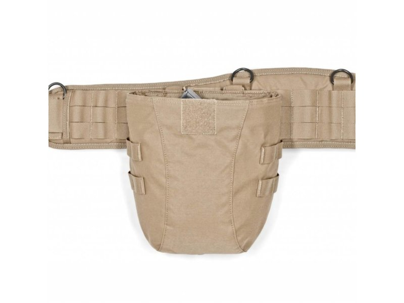 Warrior Large Roll Up Dump Pouch Gen 2 (Coyote Tan)