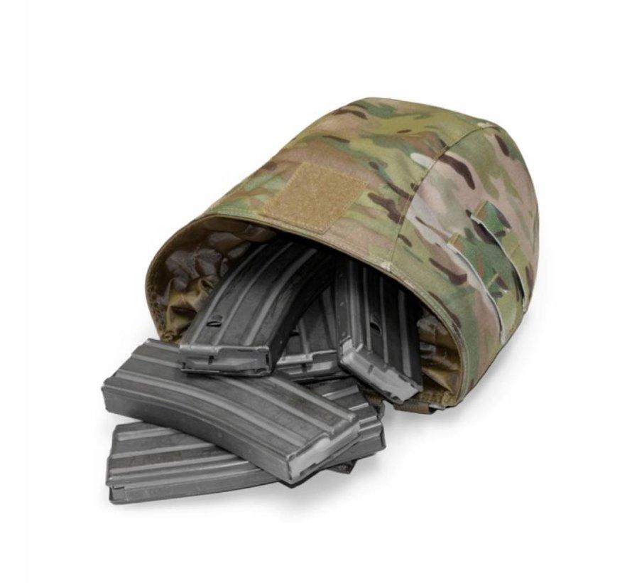 Large Roll Up Dump Pouch Gen 2 (Multicam)