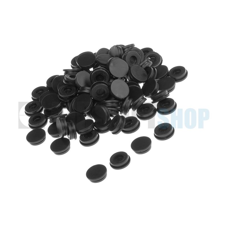 S-Thunder Powder Spray Mine Plastic Caps (100pcs)