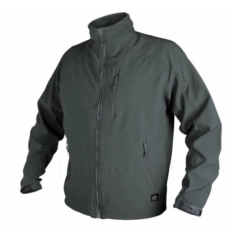 Helikon Delta Soft Shell Jacket (Jungle Green)