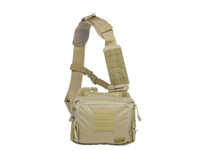 5.11 Tactical 2-Banger Bag (Sandstone)