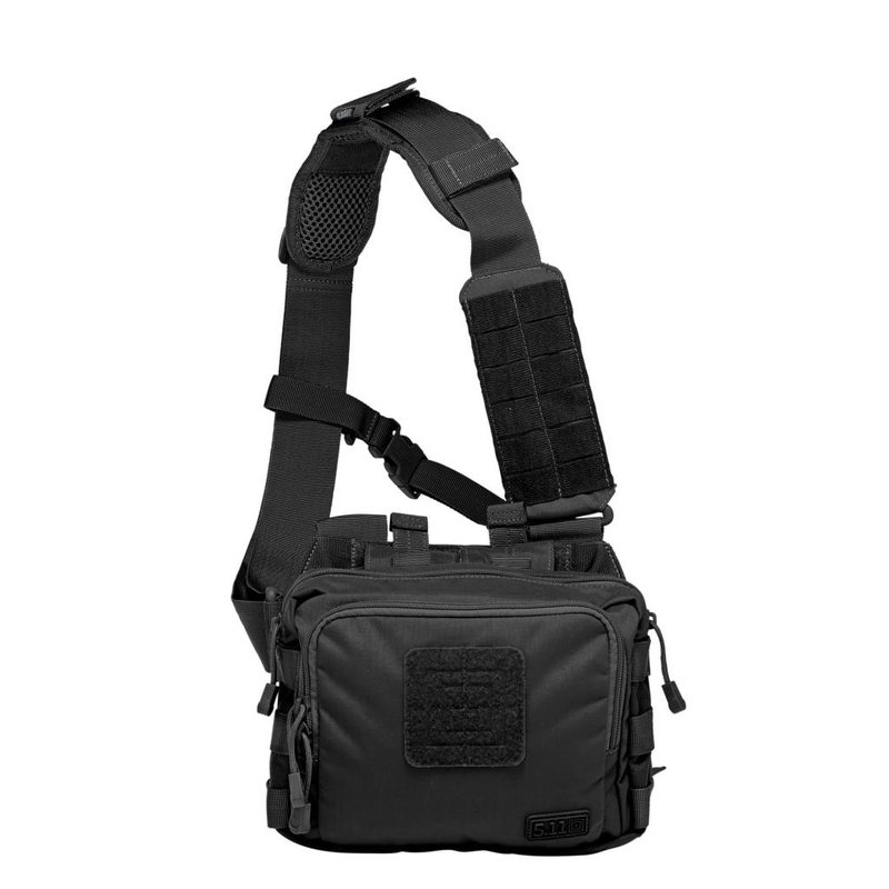 5.11 Tactical 2-Banger Bag (Black)