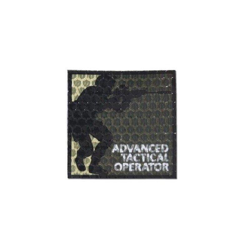 KAMPFHUND Advanced Tactical Operator Patch (Tan)