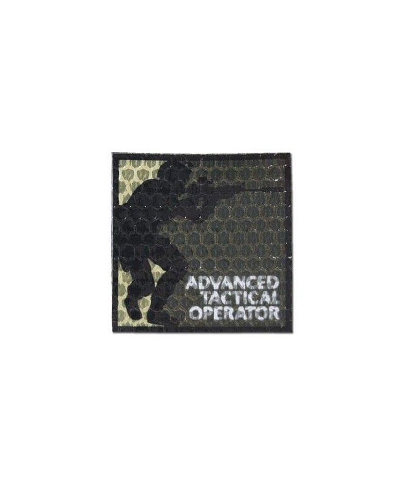 KAMPFHUND Advanced Tactical Operator Patch (Tan)