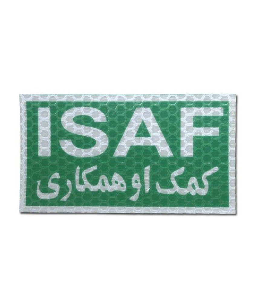 KAMPFHUND ISAF Patch (Green)